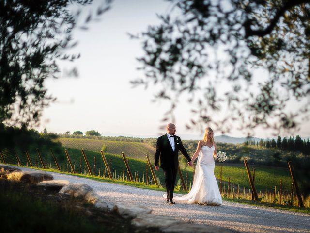 Il matrimonio di Jackson e Amanda a San Casciano in Val di Pesa, Firenze 10
