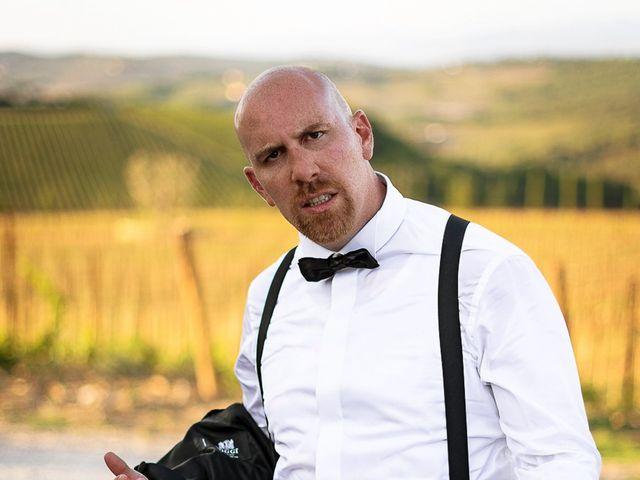 Il matrimonio di Jackson e Amanda a San Casciano in Val di Pesa, Firenze 12