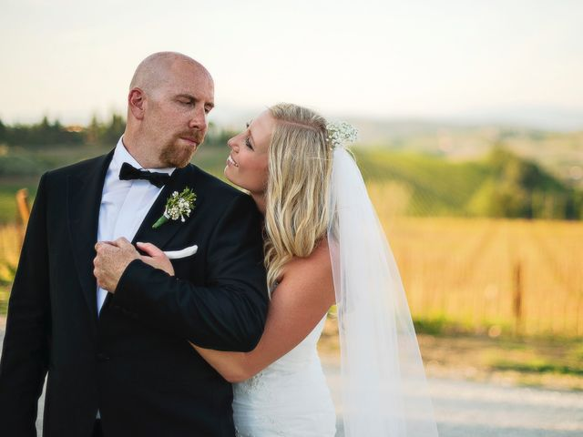 Il matrimonio di Jackson e Amanda a San Casciano in Val di Pesa, Firenze 16