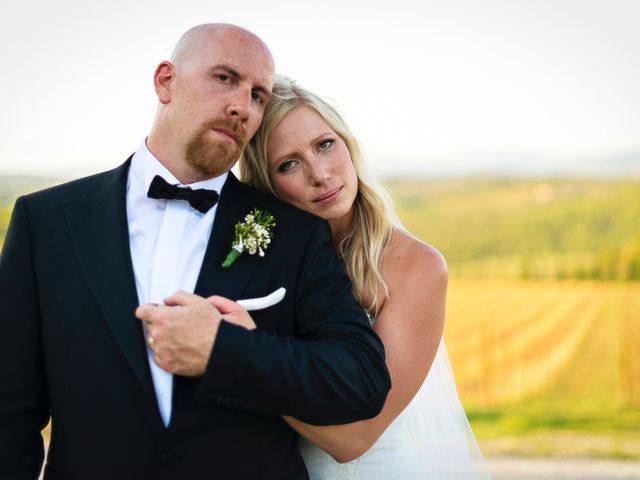 Il matrimonio di Jackson e Amanda a San Casciano in Val di Pesa, Firenze 19