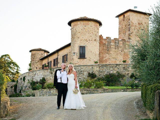 Il matrimonio di Jackson e Amanda a San Casciano in Val di Pesa, Firenze 21