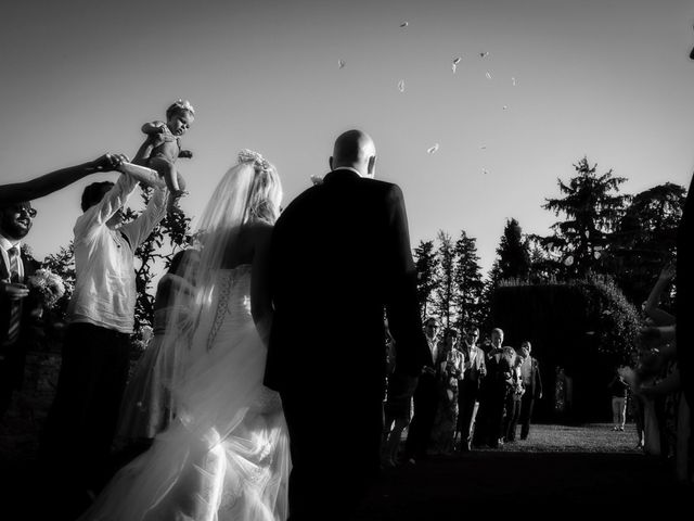 Il matrimonio di Jackson e Amanda a San Casciano in Val di Pesa, Firenze 25