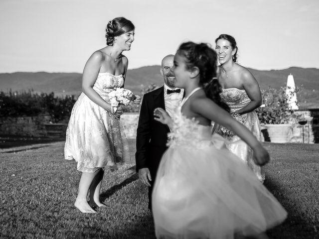 Il matrimonio di Jackson e Amanda a San Casciano in Val di Pesa, Firenze 27