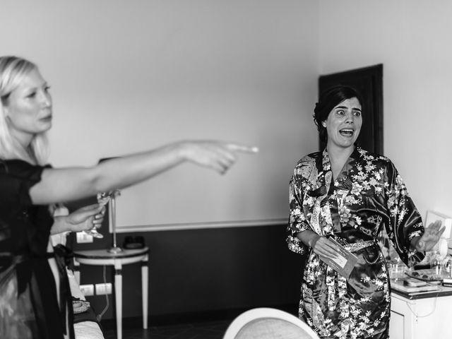 Il matrimonio di Jackson e Amanda a San Casciano in Val di Pesa, Firenze 34