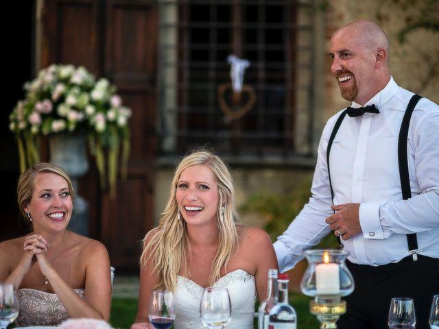 Il matrimonio di Jackson e Amanda a San Casciano in Val di Pesa, Firenze 43