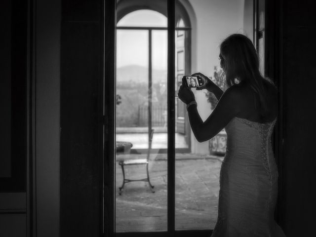 Il matrimonio di Jackson e Amanda a San Casciano in Val di Pesa, Firenze 45