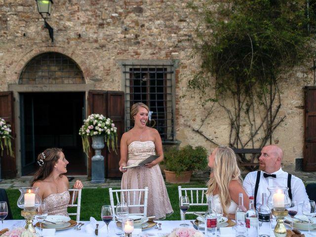 Il matrimonio di Jackson e Amanda a San Casciano in Val di Pesa, Firenze 47