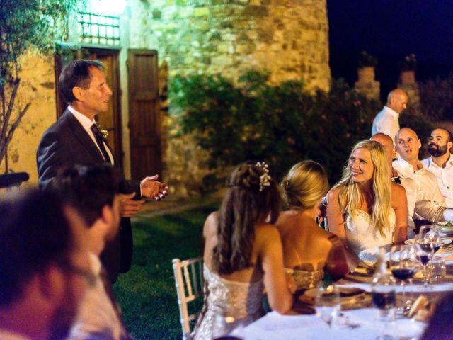 Il matrimonio di Jackson e Amanda a San Casciano in Val di Pesa, Firenze 51