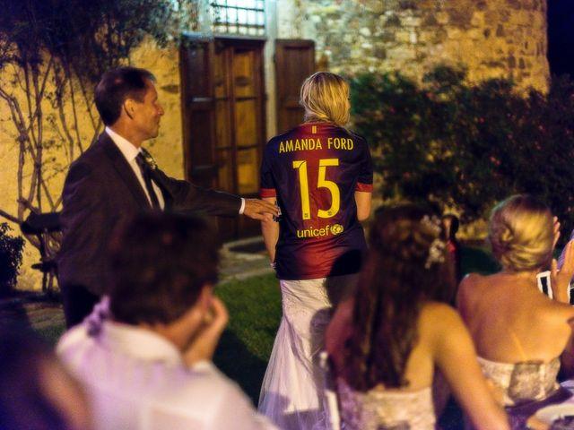 Il matrimonio di Jackson e Amanda a San Casciano in Val di Pesa, Firenze 53