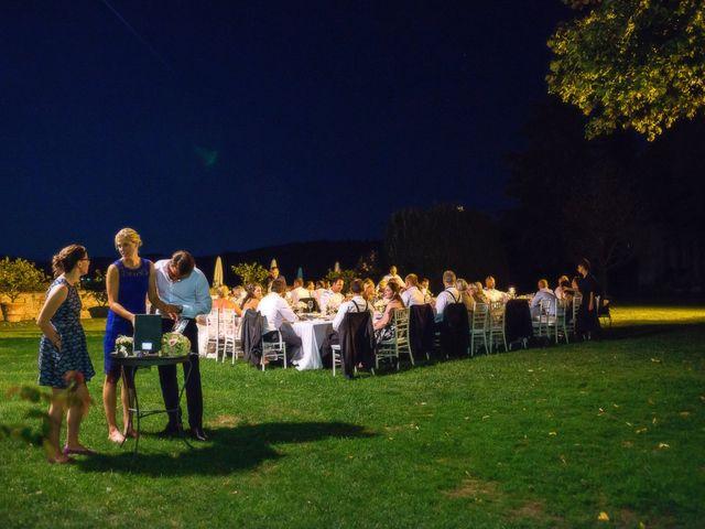 Il matrimonio di Jackson e Amanda a San Casciano in Val di Pesa, Firenze 57