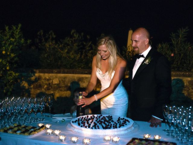 Il matrimonio di Jackson e Amanda a San Casciano in Val di Pesa, Firenze 59