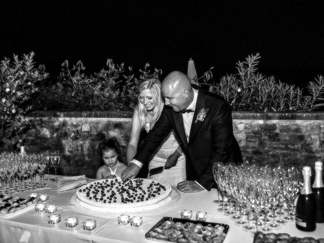 Il matrimonio di Jackson e Amanda a San Casciano in Val di Pesa, Firenze 61