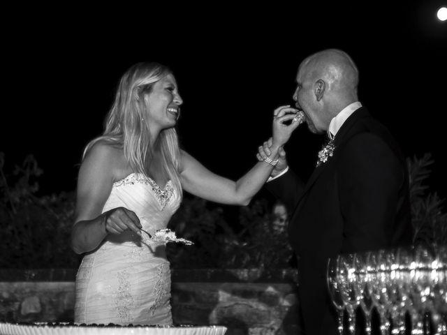 Il matrimonio di Jackson e Amanda a San Casciano in Val di Pesa, Firenze 63