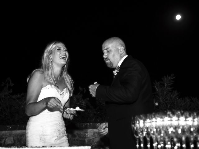 Il matrimonio di Jackson e Amanda a San Casciano in Val di Pesa, Firenze 65