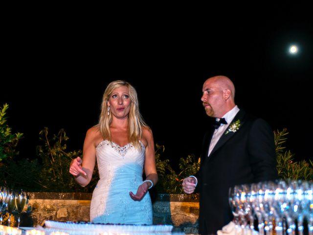 Il matrimonio di Jackson e Amanda a San Casciano in Val di Pesa, Firenze 69