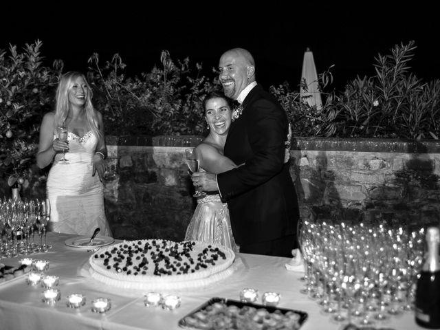 Il matrimonio di Jackson e Amanda a San Casciano in Val di Pesa, Firenze 71