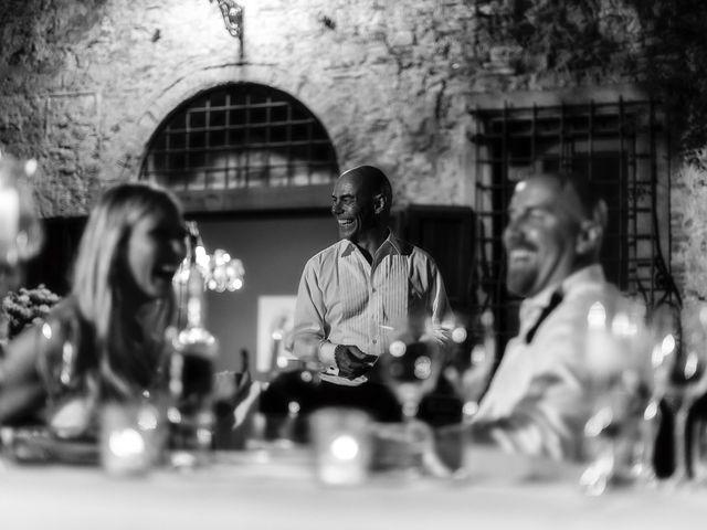Il matrimonio di Jackson e Amanda a San Casciano in Val di Pesa, Firenze 77