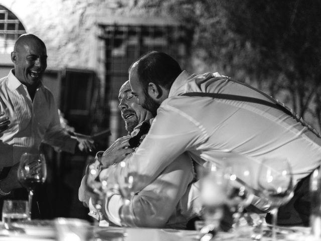 Il matrimonio di Jackson e Amanda a San Casciano in Val di Pesa, Firenze 81