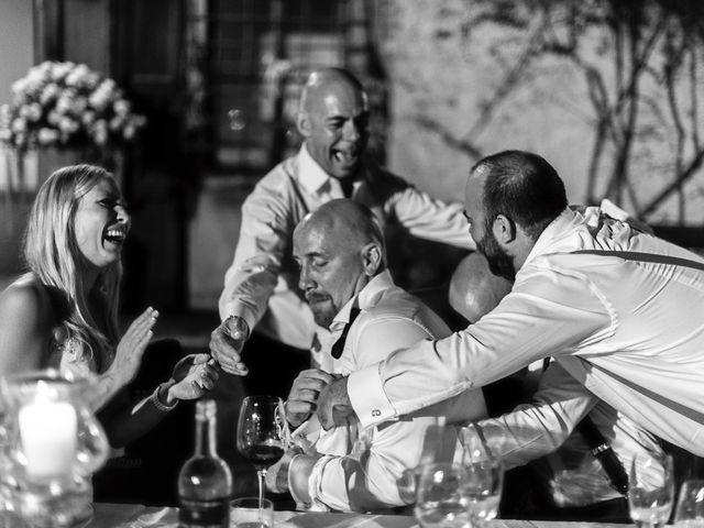 Il matrimonio di Jackson e Amanda a San Casciano in Val di Pesa, Firenze 83