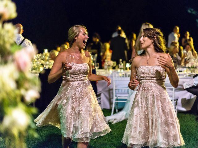 Il matrimonio di Jackson e Amanda a San Casciano in Val di Pesa, Firenze 91