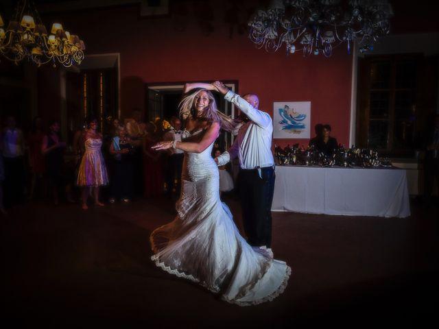 Il matrimonio di Jackson e Amanda a San Casciano in Val di Pesa, Firenze 93