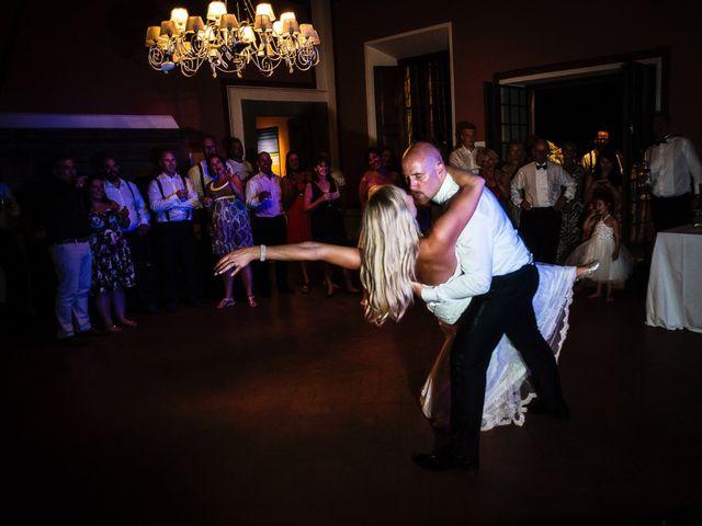 Il matrimonio di Jackson e Amanda a San Casciano in Val di Pesa, Firenze 95