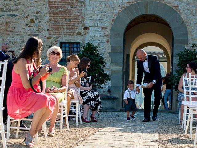 Il matrimonio di Jackson e Amanda a San Casciano in Val di Pesa, Firenze 98