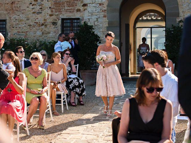 Il matrimonio di Jackson e Amanda a San Casciano in Val di Pesa, Firenze 100