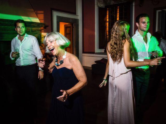 Il matrimonio di Jackson e Amanda a San Casciano in Val di Pesa, Firenze 101