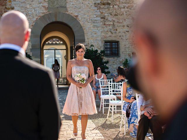 Il matrimonio di Jackson e Amanda a San Casciano in Val di Pesa, Firenze 102