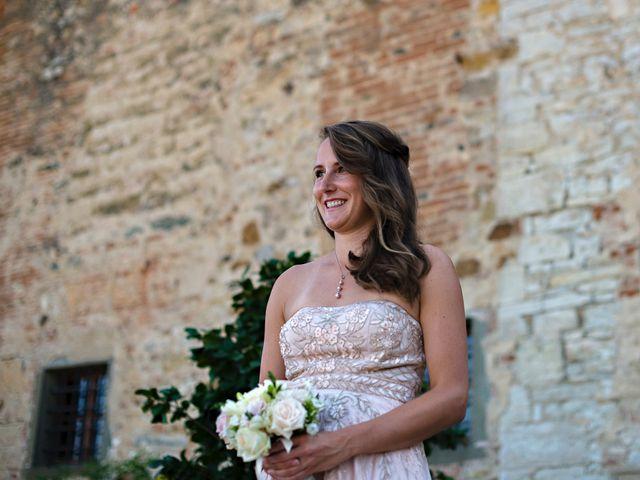 Il matrimonio di Jackson e Amanda a San Casciano in Val di Pesa, Firenze 104