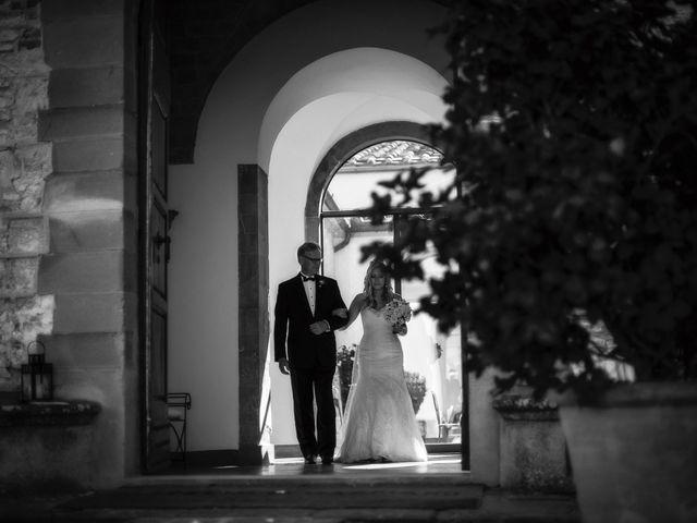 Il matrimonio di Jackson e Amanda a San Casciano in Val di Pesa, Firenze 108