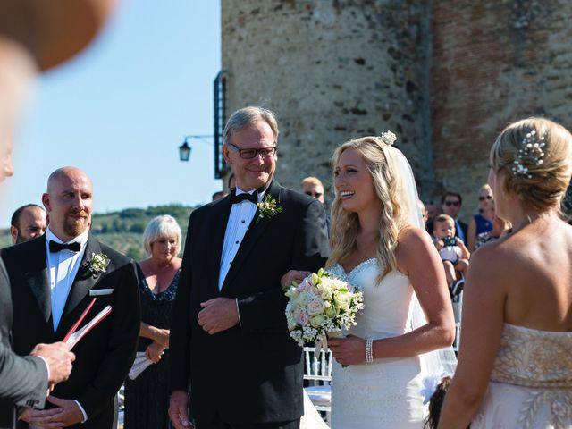 Il matrimonio di Jackson e Amanda a San Casciano in Val di Pesa, Firenze 110