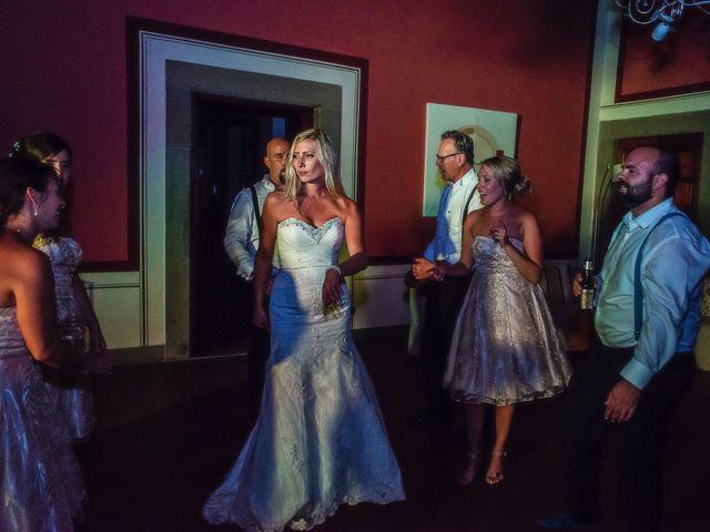 Il matrimonio di Jackson e Amanda a San Casciano in Val di Pesa, Firenze 111