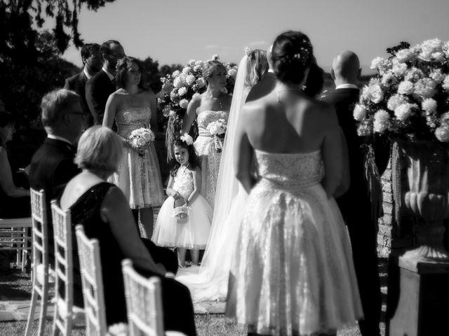 Il matrimonio di Jackson e Amanda a San Casciano in Val di Pesa, Firenze 116