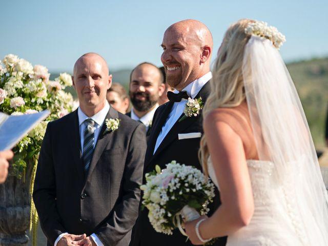 Il matrimonio di Jackson e Amanda a San Casciano in Val di Pesa, Firenze 122
