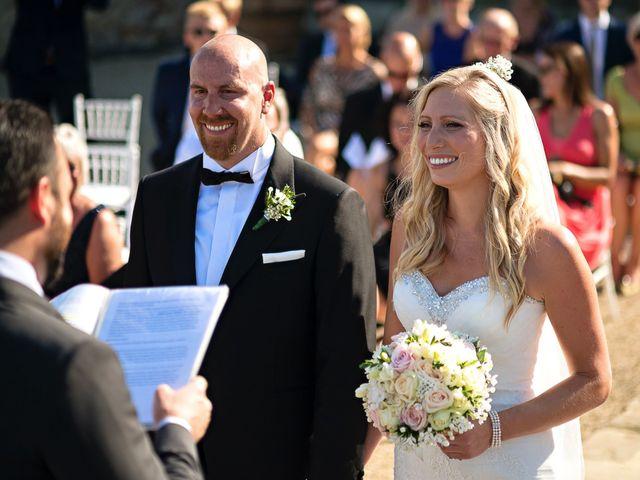 Il matrimonio di Jackson e Amanda a San Casciano in Val di Pesa, Firenze 123