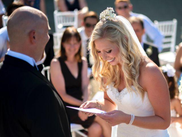 Il matrimonio di Jackson e Amanda a San Casciano in Val di Pesa, Firenze 131