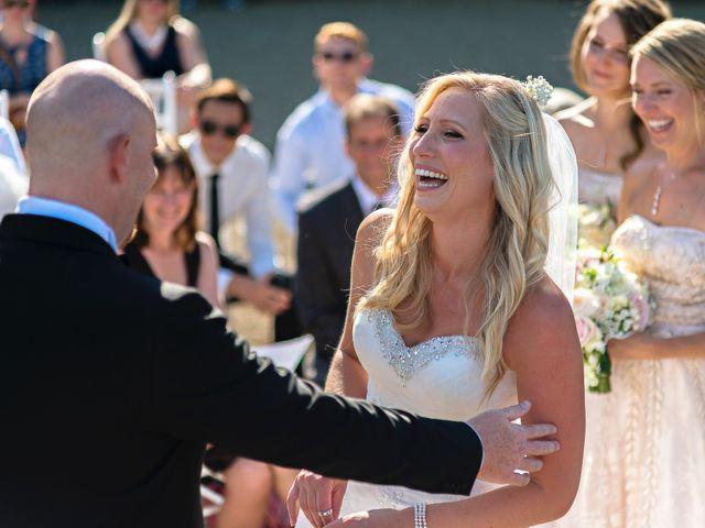 Il matrimonio di Jackson e Amanda a San Casciano in Val di Pesa, Firenze 132