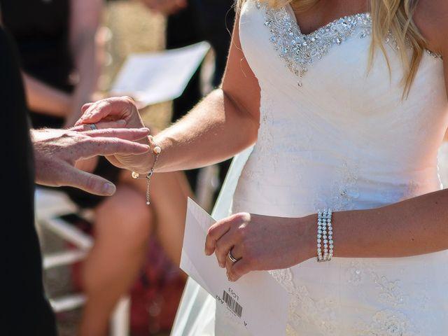 Il matrimonio di Jackson e Amanda a San Casciano in Val di Pesa, Firenze 133