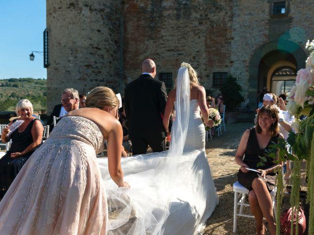 Il matrimonio di Jackson e Amanda a San Casciano in Val di Pesa, Firenze 135
