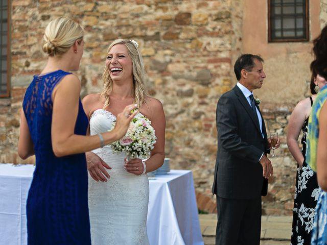 Il matrimonio di Jackson e Amanda a San Casciano in Val di Pesa, Firenze 139
