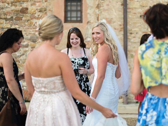 Il matrimonio di Jackson e Amanda a San Casciano in Val di Pesa, Firenze 140