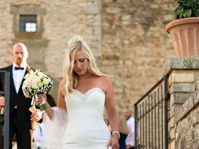 Il matrimonio di Jackson e Amanda a San Casciano in Val di Pesa, Firenze 147