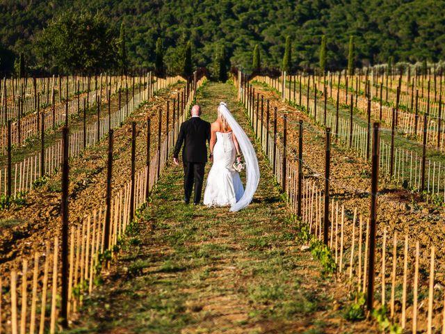 Il matrimonio di Jackson e Amanda a San Casciano in Val di Pesa, Firenze 149