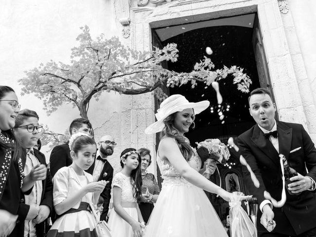 Le nozze di Myrhiam e Francesco
