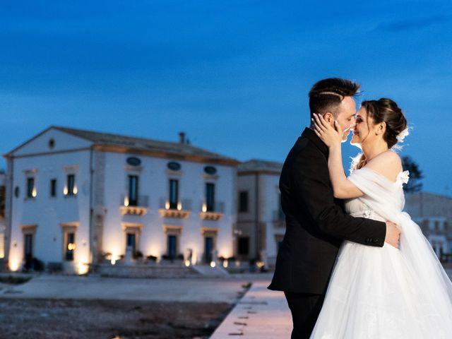 Il matrimonio di Francesco e Myrhiam a Pozzallo, Ragusa 12