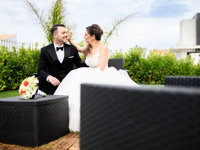 Il matrimonio di Francesco e Myrhiam a Pozzallo, Ragusa 14