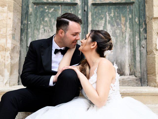 Il matrimonio di Francesco e Myrhiam a Pozzallo, Ragusa 15