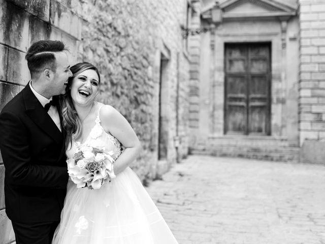 Il matrimonio di Francesco e Myrhiam a Pozzallo, Ragusa 16